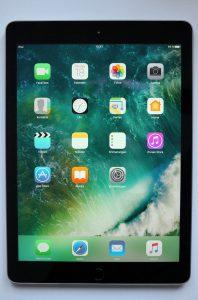 Apple iPad 2017 leihen Ansicht Front