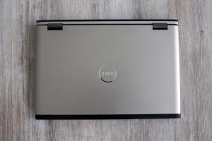 Dell Vostro Notebook mieten Ansicht von oben