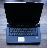 Mietnotebook DELL Vostro 1015