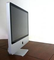 iMac mieten Seitenansicht